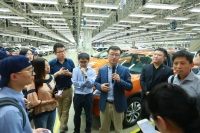 BAIC Motor Guangzhou Plant Welcomed the First Open Day