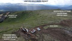 Benchmark Adds a Fifth Drill Rig at its Gold-Silver Project and Provides Program Update