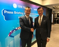 CITIC Telecom CPC and ASTRI Announce Cooperation to Develop Next Generation AR-powered Operations and Maintenance Technology