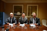 Chun Wo Establishes Strategic Relationship with AECOM and CCCC to Tap US Market