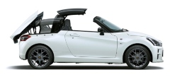 Toyota Rolls Out New Compact Convertible Sports Car