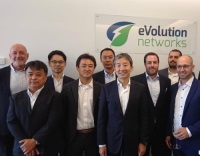 Mitsui, GCL-Poly and eVolution Networks announce Joint Venture to redefine AI Technology for Power Grids