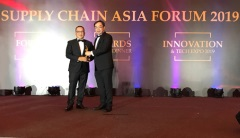 Kerry Logistics Repeats Triumphs at Supply Chain Asia Awards 2019
