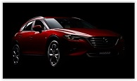 Mazda Unleashes New Mazda CX-4 Crossover SUV