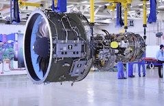 Production Milestone for Pratt & Whitney GTF PW1200G Engine at Mitsubishi Heavy Industries Aero Engines in Japan