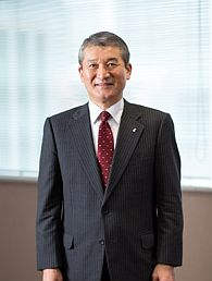 Showa Denko (SDK) CEO Message at Initiation Ceremony