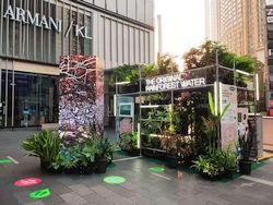 Spritzer Malaysia Celebrates World Earth Day with Rainforest-themed Station at Pavilion KL