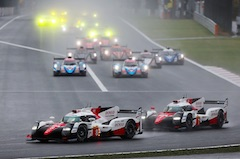 Home Race Beckons for TOYOTA GAZOO Racing
