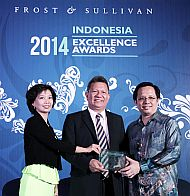 Jakarta, Sep 30 - Siloam Hospitals Group has again been honoured with Healthcare Services Provider of the Year at the Frost & Sullivan Indonesia Excellence Awards 2014. This achievement recognizes Siloam's performance as the leader in the healthcare services industry in Indonesia.