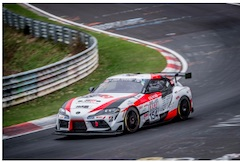TOYOTA GAZOO Racing Takes on the Challenge of 24 Hours of Nurburgring Endurance Race with New GR Supra and Second-Year Lexus LC