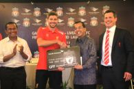 Garuda Indonesia and Liverpool FC Launch 'Garuda Frequent Flyer - Liverpool Football Club Edition Card'