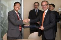 HKTDC-World Intellectual Property Organization Sign MOU