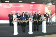 HKTDC International Wine & Spirits Fair Opens