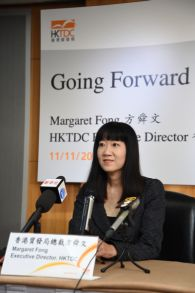 HKTDC's New Executive Director Outlines Strategies