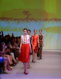 Hong Kong + Indonesian Fashion Meet at