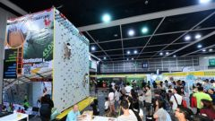 Hong Kong Sports and Leisure Expo Opens Today