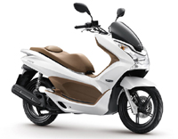 Honda Begins Production and Sales of All-new Scooter PCX in Thailand