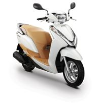Honda Announces the New LEAD125 Scooter in Vietnam