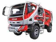 Morita to Present Forest Fire Fighting Truck at the World's Largest International Trade Fair for Public Safety INTERSCHUTZ 2010