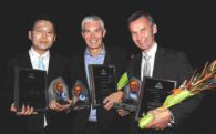 Suprema D-Station Wins Top Honor in the Detektor International Award 2010