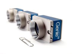 New Genie Nano Cameras Built Around Sony's 1/3