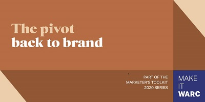 2020 the year marketers re-invest in their brands