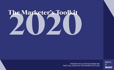 WARC releases Marketer's Toolkit 2020
