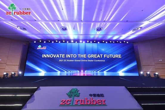 ZC Rubber Focuses on Innovation and Growth at Global Online Dealer Conference